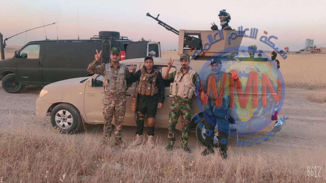 الحشد والجيش يطلقان عمليات علي ولي الله جنوب الموصل