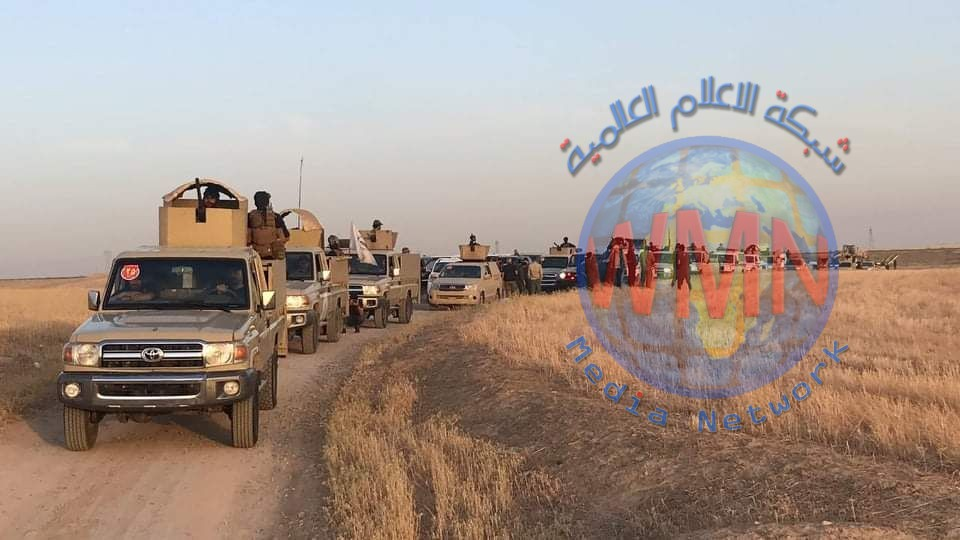 """عمليات """"علي ولي الله"""" تختتم يومها الأول بتحقيق نتائج مهمة جنوب الموصل"""