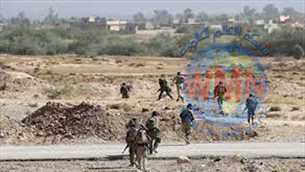 انطلاق عملية امنية لتعقب فلول داعش في صلاح الدين