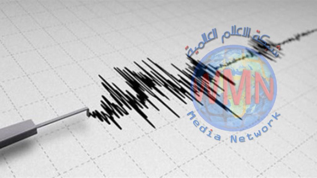 زلزال بقوة 5.6 درجة يضرب سواحل إندونيسيا