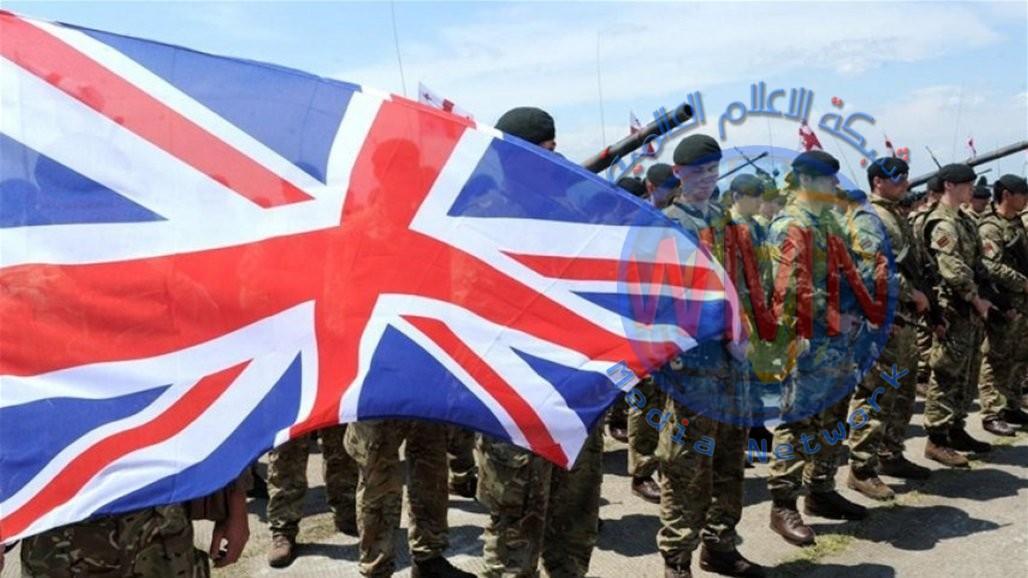 ما صحة أرسال قوات بريطانية الى العراق وسوريا