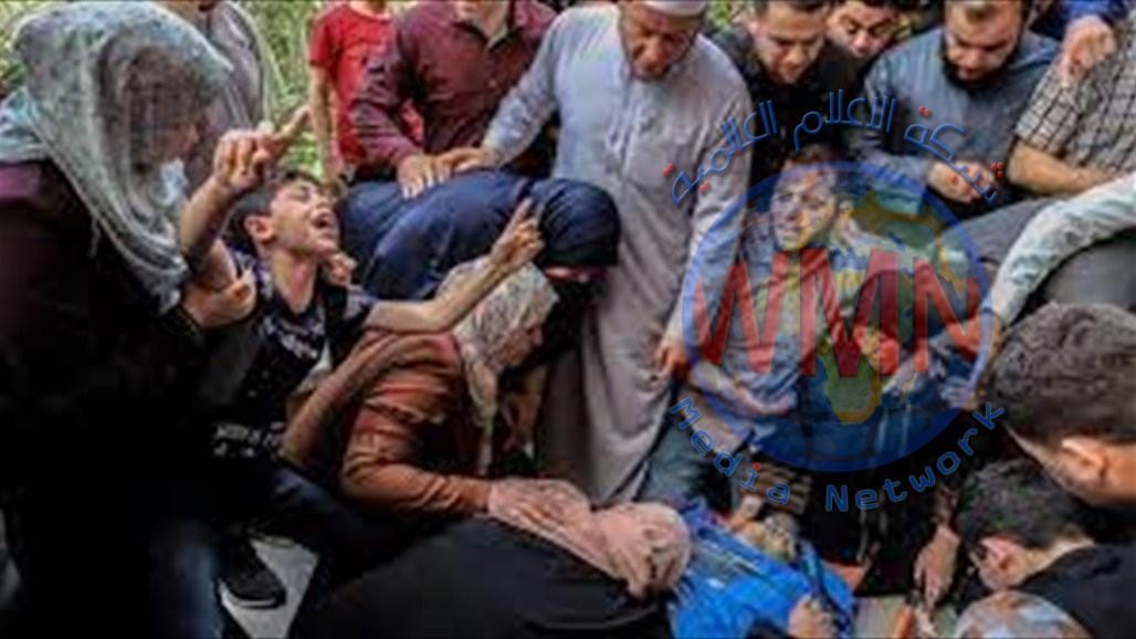 الصحة الفلسطينية معظم ضحايا العدوان هم من الاطفال والنساء
