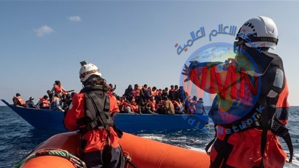 415 مهاجرا يأملون من السلطات الايطالية النزول على اراضيها
