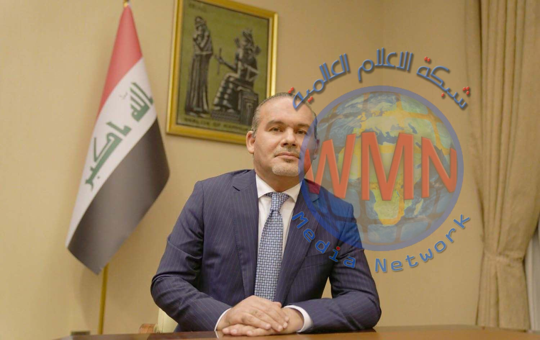 امين بغداد يوجه باكساء ازقة وتنفيذ شبكة جديدة للصرف الصحي باحدى مناطق الكرخ