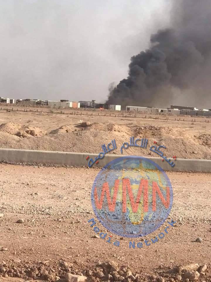 """تم بواسطة طيران """"إسرائيلي"""".. تفاصيل جديدة عن قصف مقر فرقة الإمام علي"""