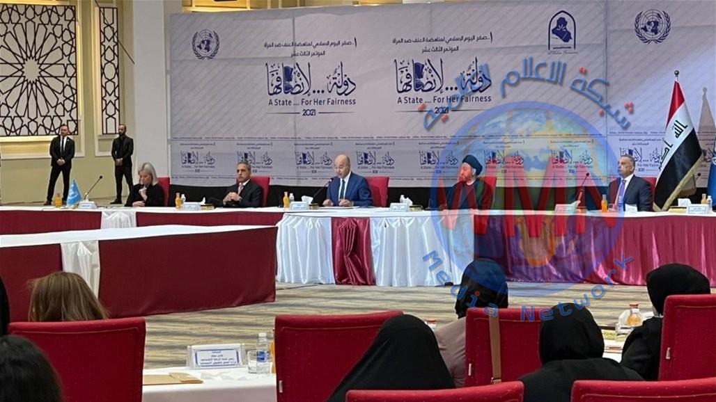 رئيس الجمهورية: العالم يتطلع إلى الانتخابات العراقية باهتمام