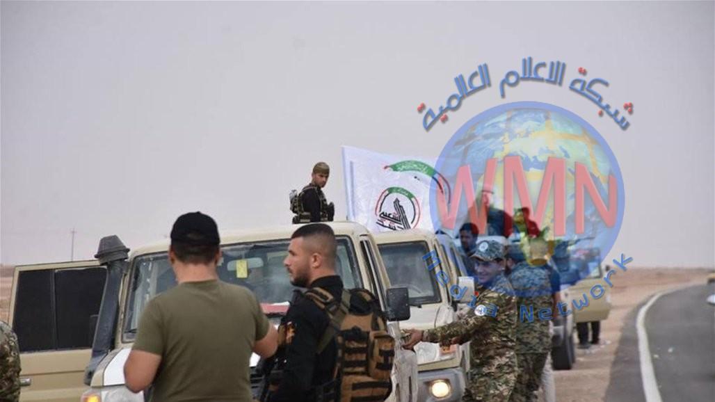 عمليات تفتيش في جرف النصر لتأمين طريق الزائرين
