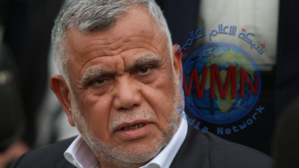 العامري: هناك مخطط يحاك لعدم استقرار العراق